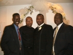Brothers:Darrell, Phillip, Vincent,Thomas